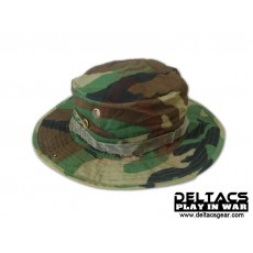 Deltacs Jungle Boonie Hat - Woodland